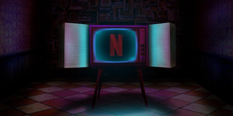 Adaptações de livros par a Netflix