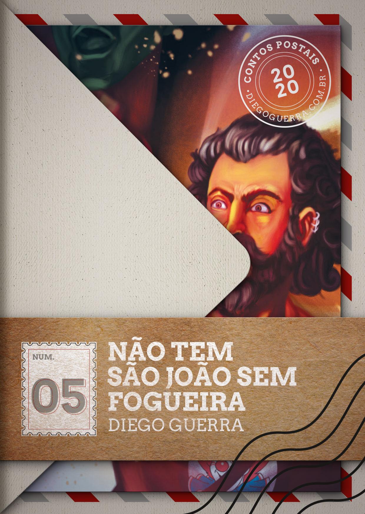 Web ContosPostais2020 05 capa Contos Postais A01E05 | Não tem São João sem fogueira