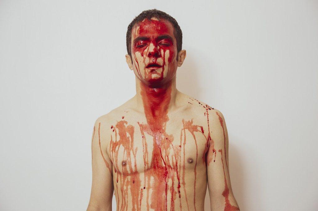 People Anger Blood Nude Bloody  - mostafa_meraji / Pixabay